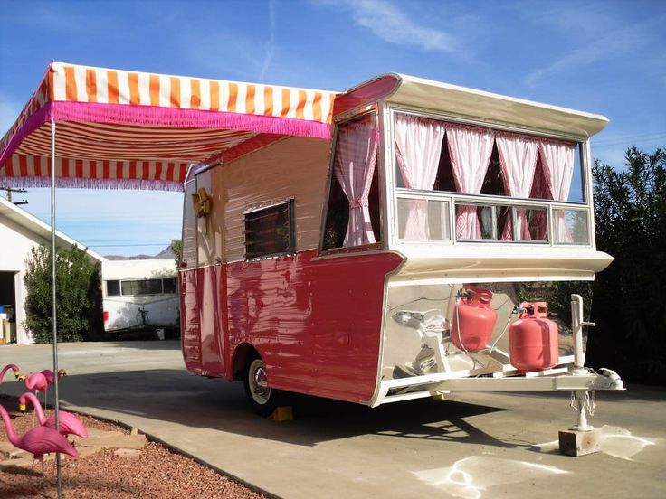4027 Best Images About Canned Ham Trailer Love On