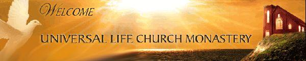 Universal Life Church - Official Site - Est. 1977