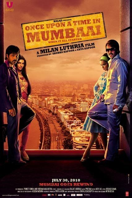 Once Upon a Time in Mumbaai 2010