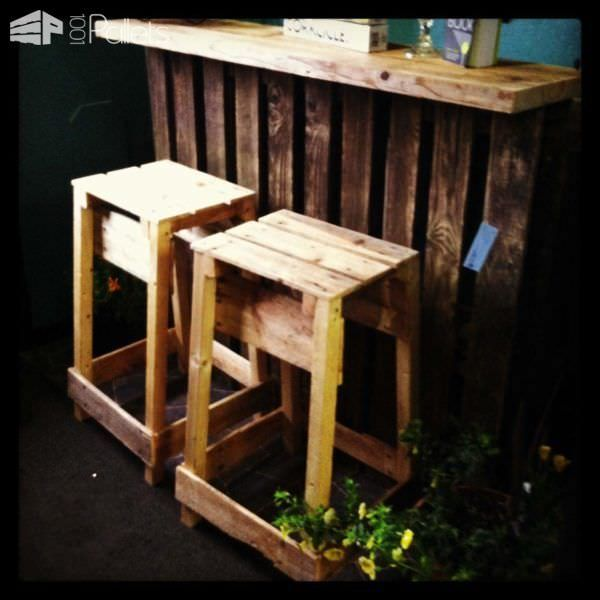 Pallet Kitchen Chairs: 1000+ Images About Repurposed Pallets Ideas & Projects On