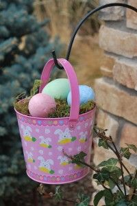 40 Wonderful Easter Porch Decorating Ideas 2013