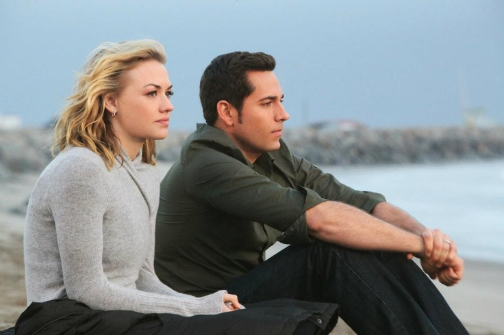 Tell me our story...Chuck and Sarah  Song: Rivers and Roads.  This is one of the saddest endings to a tv series.  I cried like a baby.