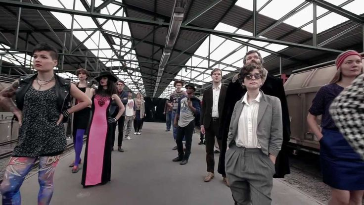 Die Goldenen Zitronen - Der Investor (Official Video)
