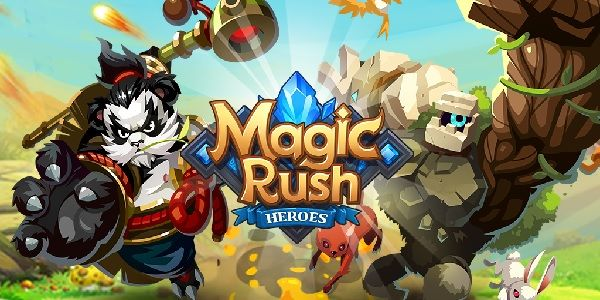 Magic Rush Heroes Hack Online Mod Get Free Diamonds And Gold Unlimited Because Of The Fact That You Have Requested This New Magic Rush H Hero Rush Games Rush