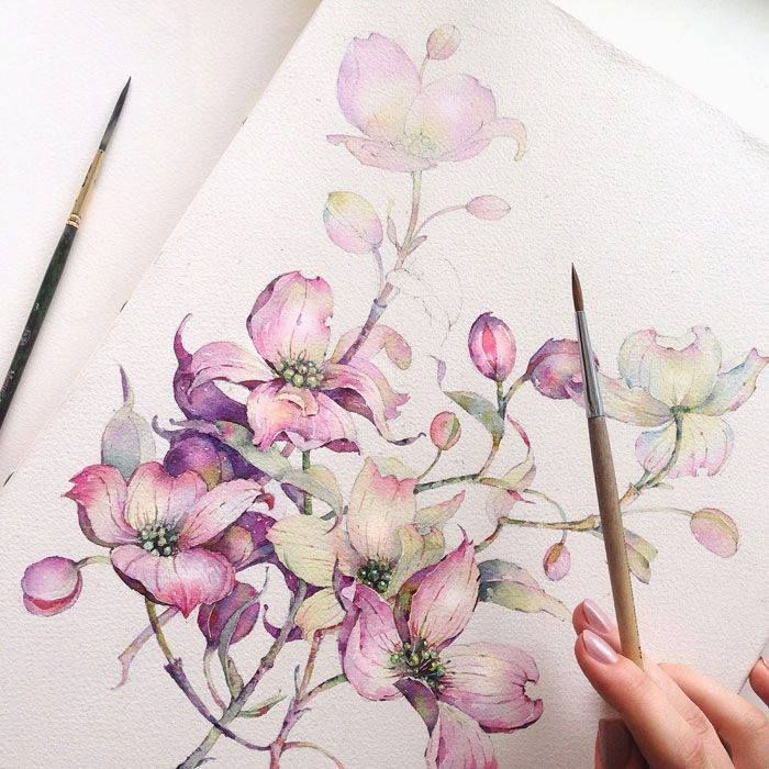 1000 id 233 es sur le th 232 me tatouages de fleur de cornouiller sur