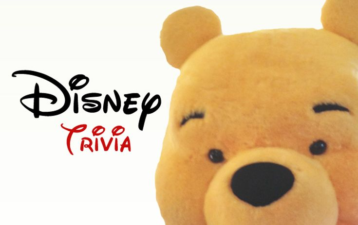 DISNEY TRIVIA!!!! This will be great for our trip to florida!