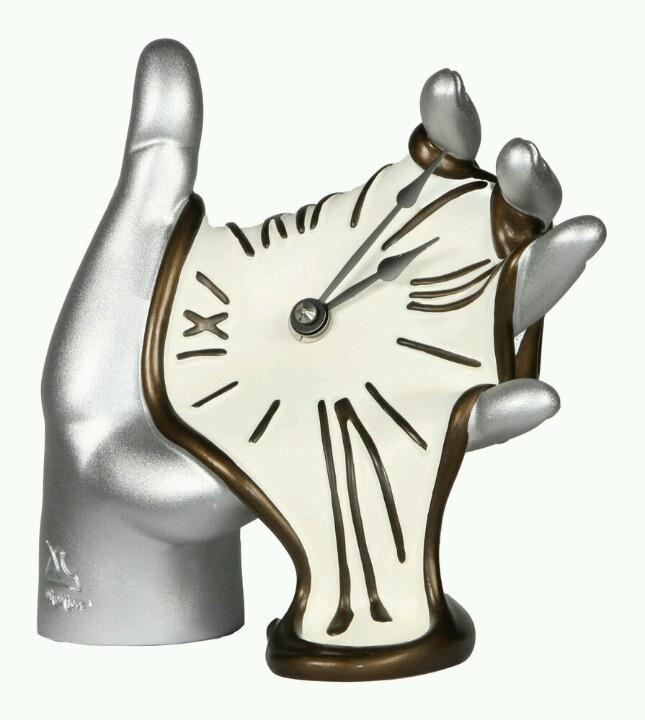 Funky clock design from MattBlatt.