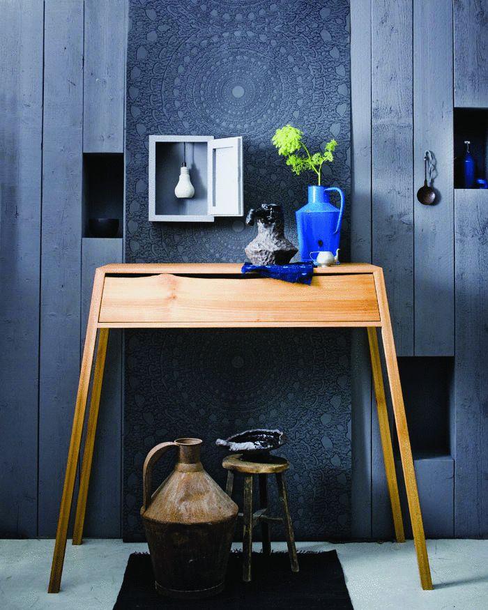 BOOMKAST - Dutch Designer Lotte van Laatum. Een boom van een kast, zo is de Boomkast het best te omschrijven.