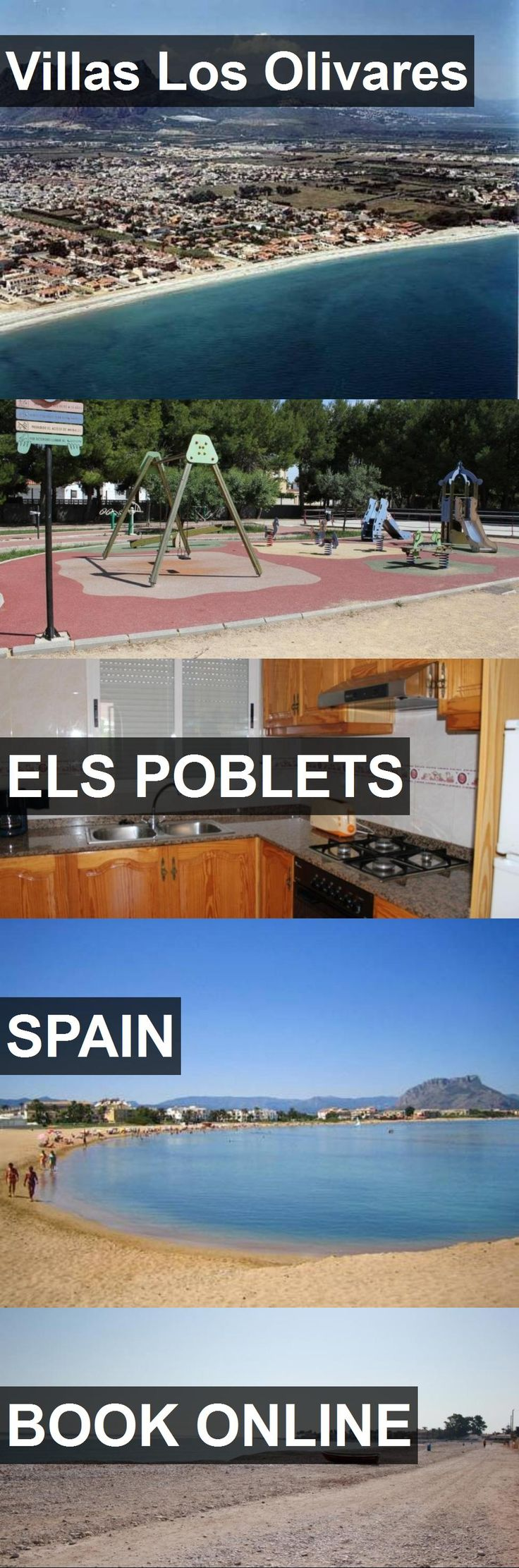 Hotel Villas Los Olivares in Els Poblets, Spain. For more information, photos, reviews and best prices please follow the link. #Spain #ElsPoblets #travel #vacation #hotel