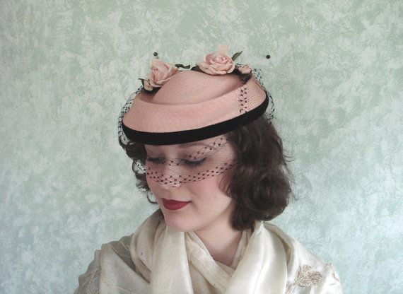 Vintage Hat Gilbert Orcel Paris by Lessere Made in by EyeSpyGoods, $75.00