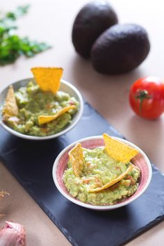 Qual è il segreto di un buon Guacamole? Scoprilo nella nostra ricetta! #Giallozafferano #recipe #ricetta