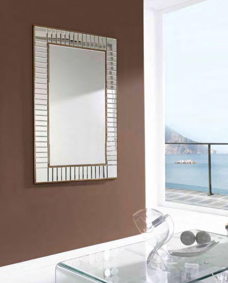 Speil modell SONAR💫 Se vårt store utvalg av speil og interiør på: www.mirame.no #speil #lys #stue #gang #rundtspeil #møbler #farger #shabbychic #mirame #pris  #interior #interiør #design #nordiskehjem #vakrehjem #nordiskdesign  #oslo #norge #norsk  #bilde #speilbilde #veggspeil #rom123 #nyheter #sonar