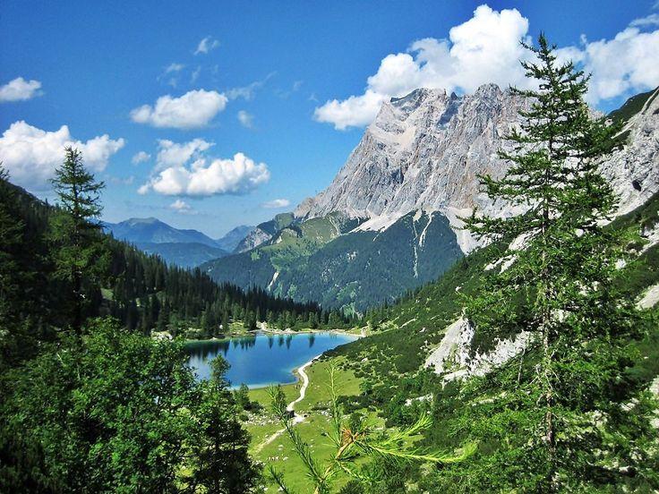 The Bavarian Alps, Germany