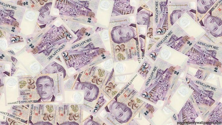 Singapore dollar wallpaper