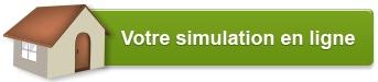 Votre simulation de crédit en ligne avec le simulateur du Prêt Malin.    Notre bouton pour accéder au formulaire de simulation en ligne.