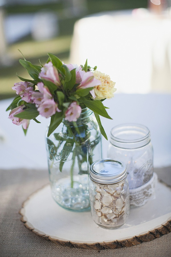 decorated mason jars for weddings 17 best images about backyard wedding decor on 3341