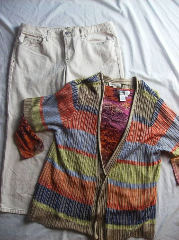 Women's Outfit Fall/Winter Coldwater Creek** Ann Taylor Loft** Clothing Lot Size #COLDWATERANNTAYLORLOFT