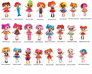 lalaloopsy coloring pages facebook likes - photo#32