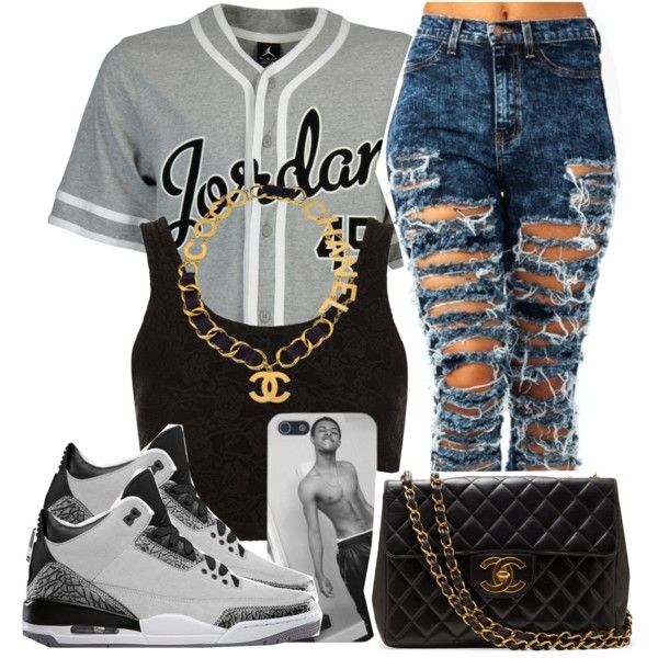 Outfits With White And Purple Retro 8 Jordans | Traffic School Online