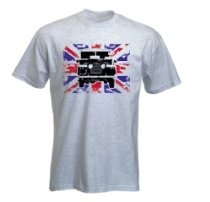 #LandRover Series 1 T-Shirt (Small - 3XL) 100% Cotton