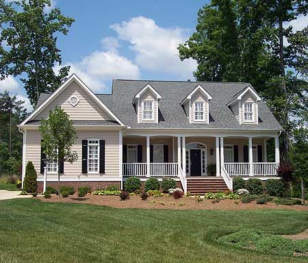 25 best ideas about country modular homes on pinterest - Front porch designs for modular homes ...