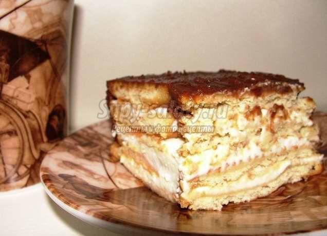 Выпечка рецепты фото торты