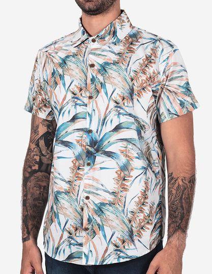 6fb05fbb9 Camisetas estampadas e florais garbosas. Pólos e camisas masculinas.komm