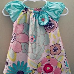 The Cute Baby Dress Pattern - free sewing patterns - Baby Sewing Patterns