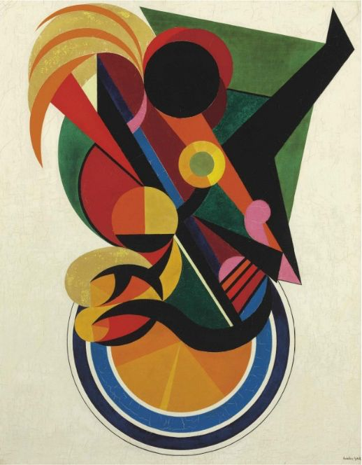 1000 images about art on pinterest abstract art oil on for Auguste herbin