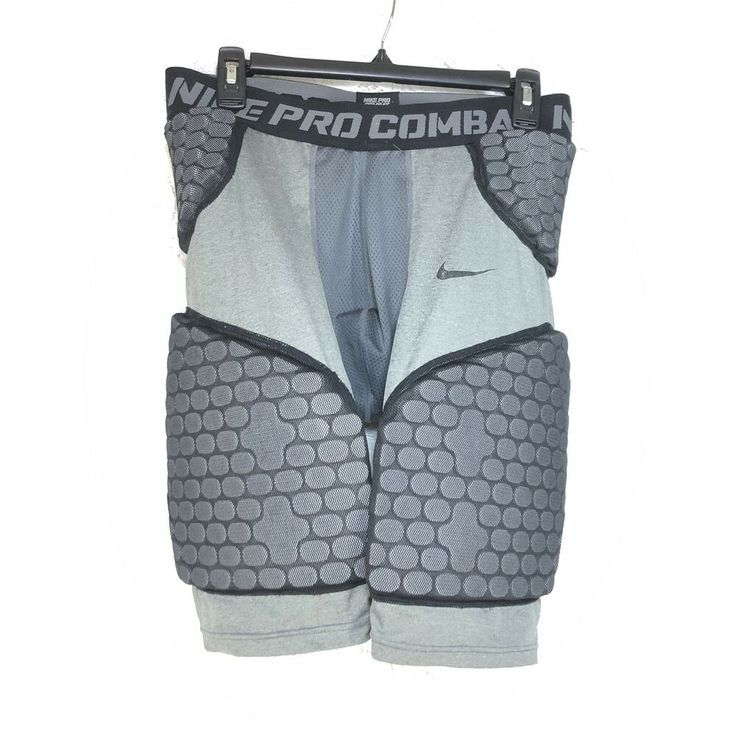 A1 nike pro combat drifit padded compression football
