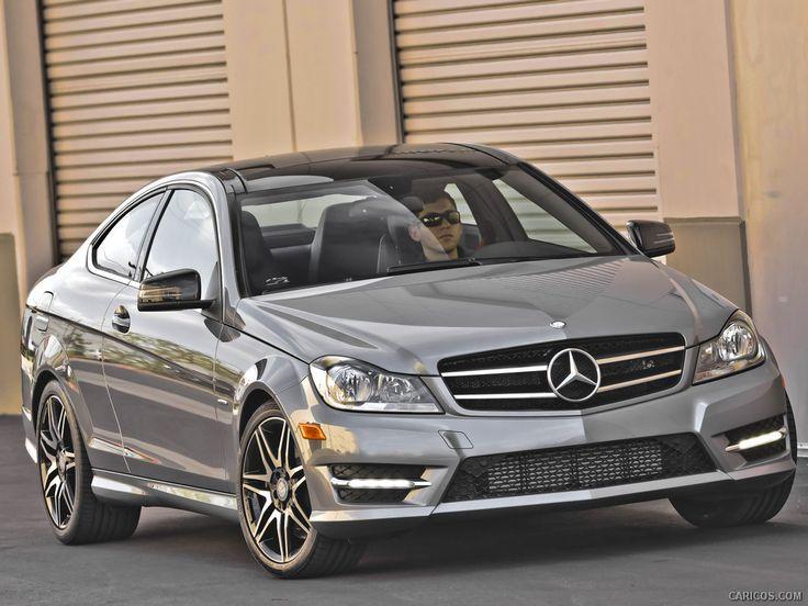 Mercedes-Benz C250 Coupe (2013)