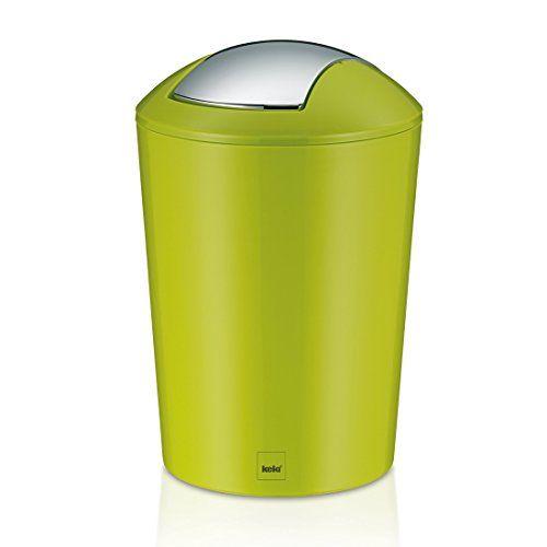 Bad Kela 22771 Schwingdeckeleimer 5 l, Kunststoff, Marta, grün Kela http://www.amazon.de/dp/B00KO5FEQ6/ref=cm_sw_r_pi_dp_OyW9wb0XTYS19