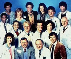 St. Elsewhere: spawned some great actors...but I never watched it past opening credits, either!