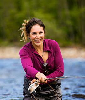 April Vokey's Fly Fishing Blog - Flygal