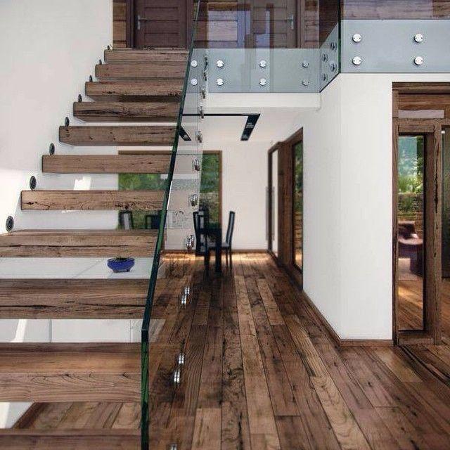 Snygg villa med blandning av modernt och klassiskt