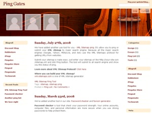 Violin wordpress themes. It's allowed to custom your own favourite photo and select two or three columns. Designed by Patrick