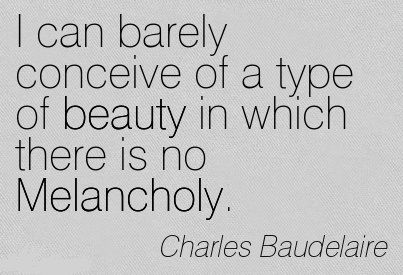 Charles Baudelaire. One of my favorite poets. Thanks to my English lit professor at UCLA