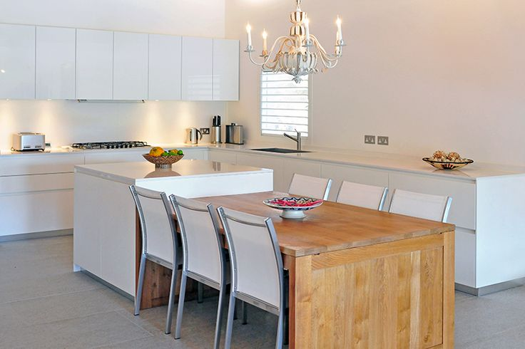 Private Caribbean Luxury Villa Rental   Laluna Estate Grenada. Villa kitchen