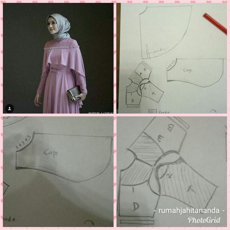 Lace dress - gamis