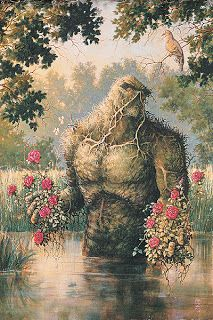 Alan Moore Saga of the Swamp Thing