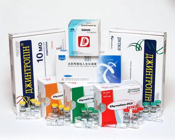 Гормон роста в аптеке (в таблетках) - здоровье и спорт