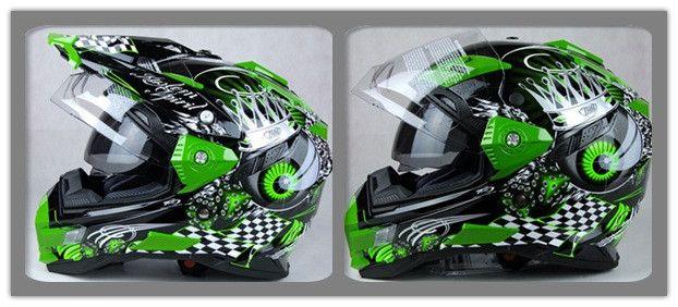 Marcas mens motocicleta THH capacetes de corrida de motocross capacete off road de moto cara cheia capacete moto cross dual shield DOT TX27 em Capacetes de Automóveis e Moto no AliExpress.com   Alibaba Group