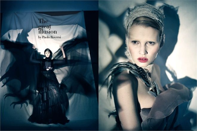 The Great Illusion by Paolo Roversi: 8 тыс изображений найдено в Яндекс.Картинках