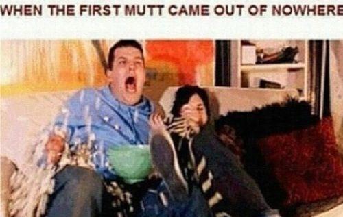 Hunger games reaction. So true.