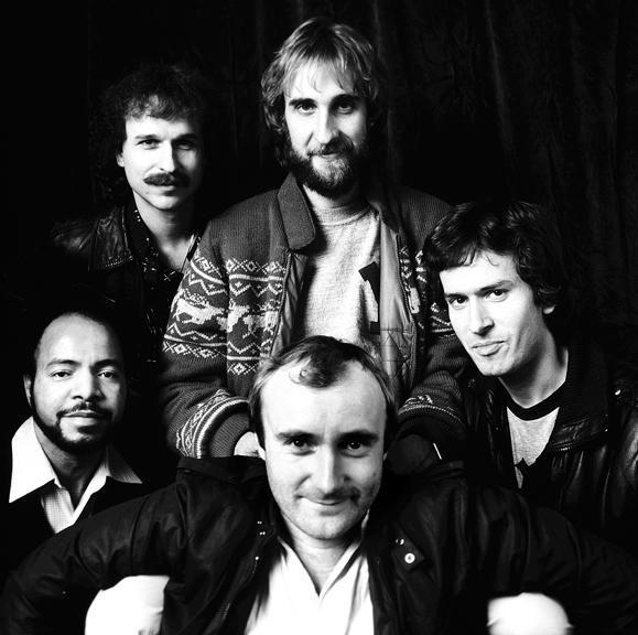 Resultado de imagen de Genesis band in aeroplane