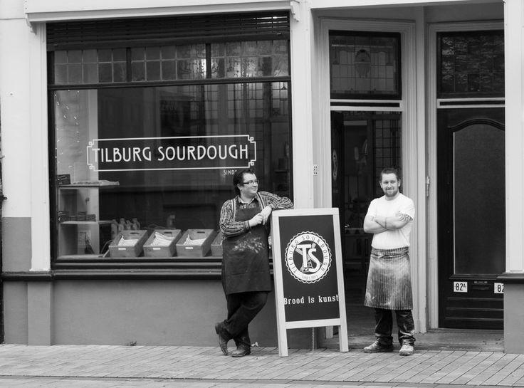 Desembakker - sourdough - tilburg willem2straat