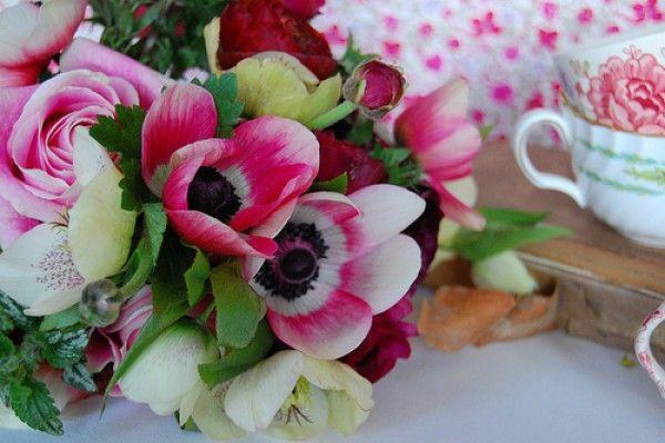 Tutorial: Buquet de noiva I