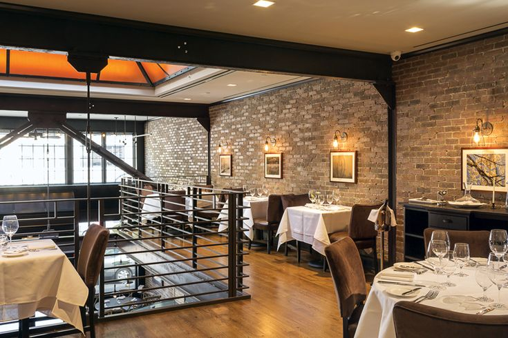 An ambitious tri-level restaurant aims to be the premier Mount Kisco dining destination.