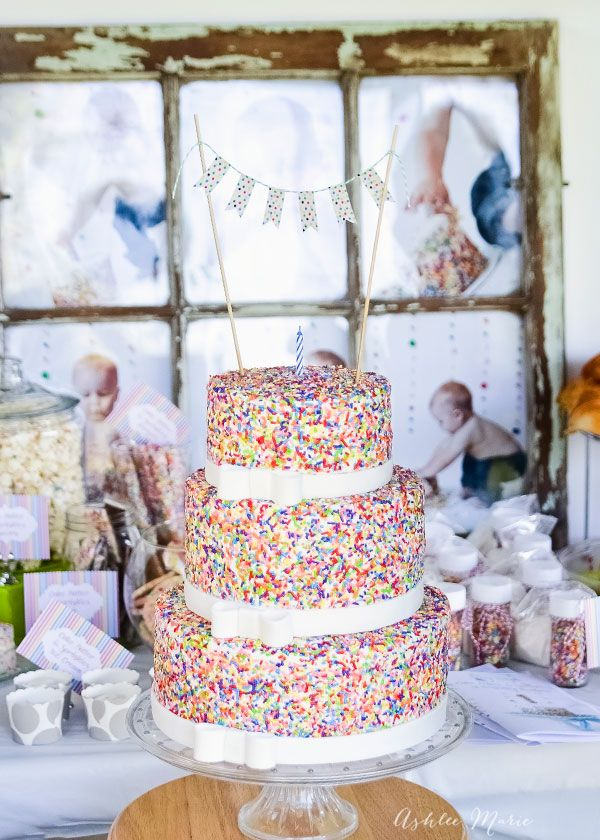 Best 20 Sprinkle birthday cakes ideas on Pinterestno signup