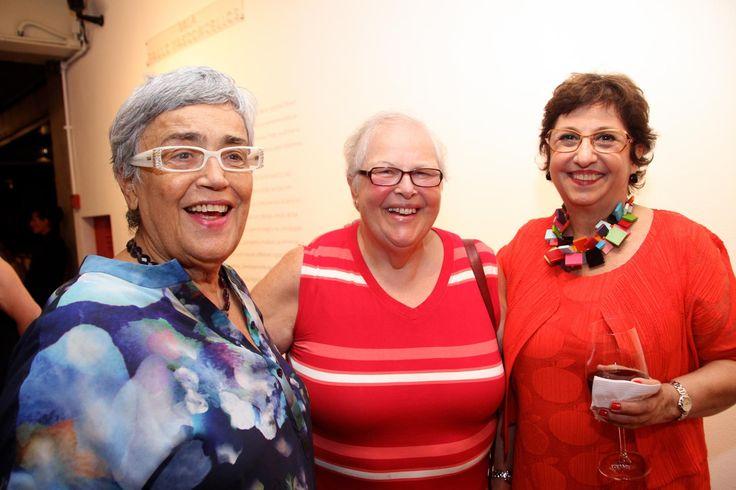 Vilma Laino, Celia Prendes e Vilma Eid